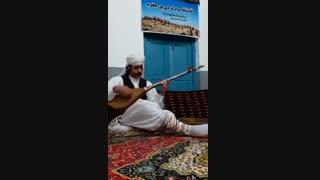 اجرای موسیقی مقامی خراسان در بومگردی پوریعقوب نشتیفان