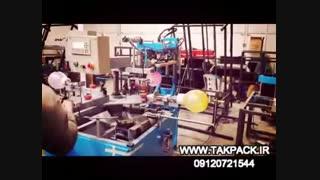 دستگاه چاپ سیلک بادکنک
