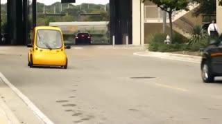 راحت ترین خودروی برقی برای معلولین