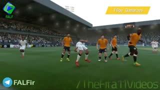 خنده دارترین سوتی های FIFA