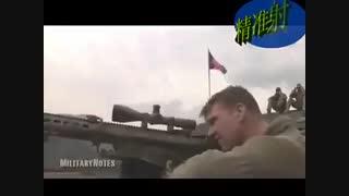 هلاکت داعشی توسط تک تیرانداز