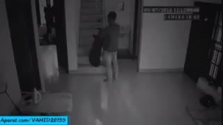 دزدیده شدن انسان توسط جن های ترسناک....