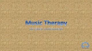 موسیقی کودک-موسیقی درمانی