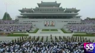 کره شمالی 67 امین سال جنگ بین دو کره را جشن گرفت !