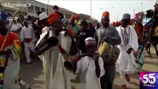 جشن و نماز عید فطر در نقاط مختلف جهان