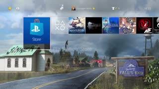 تم پویای  رایگان FarCry 5 برای PS4