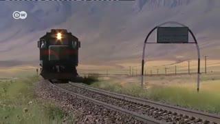 مستند سفر به ایران با قطار