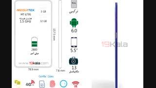 فیلم 360 درجه و مشخصات HTC desire 830