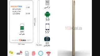فیلم 360 درجه و مشخصات HTC One E9