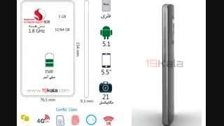 فیلم 360 درجه و مشخصات Lenovo Vibe X3