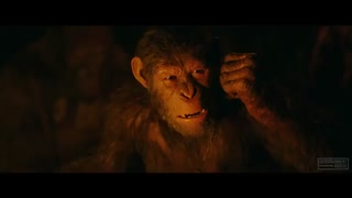 تریلر شماره 4 فیلم WAR FOR THE PLANET OF THE APES