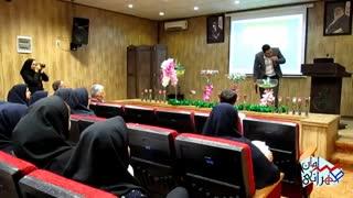 طنز و شومنی جالب سامان طهرانی در جمع پزشکان و پرستاران شریف