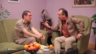 آموزش زبان در یک جلسه (کمدی)