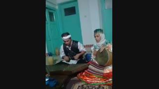 اجرای موسیقی زنده در بومگردی سوبنی