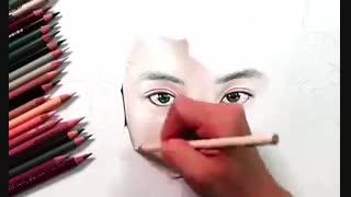طراحی چهره چانی
