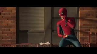 تریلر فیلم جدید اسپایدر من spider man homecoming