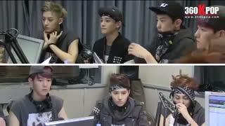 exo booms young street radio
