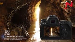ویدئو معرفی دوربین کانن Canon 6D Mark II-دوربین نیوز