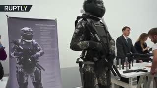 ارتش روسیه مبارزه با نسل بعدی نسل جدید را معرفی می کند.