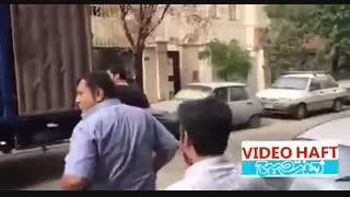 واکنش طارمی به خبرنگاران در لحظه خروج از باشگاه پرسپولیس