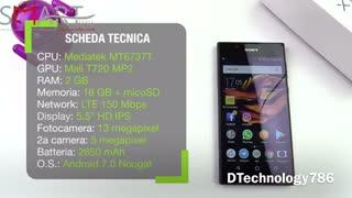 جعبه گشایی گوشی Xperia L1