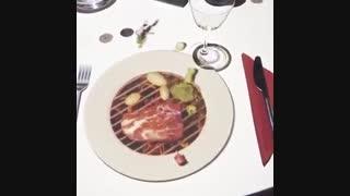 ابتکار جالب یک رستوران برای سرگرم کردن مشتری ها