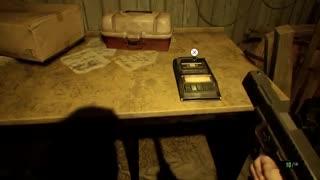 راهنمای بازی Resident Evil 7 - پارت هفدهم : Big Barn Boss
