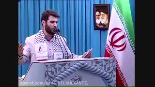 ال خلیفه خسئتم-میثم مطیعی-نماز جمعه
