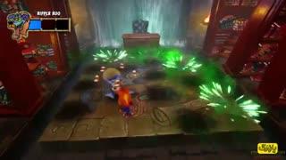 مقایسه نسخه اصلی و نسخه PS4 بازی Crash Bandicoot