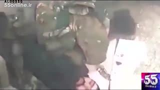 لحظه به هلاکت رسیدن رهبر داعش ابوبکر البغدادی