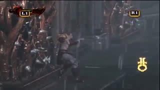 راهنمای خدای جنگ 3 - پارت 17 : Boss Hercules