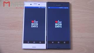 مقایسه سرعت دو گوشی Xperia XZs و Xperia XZ  بازیرنویس فارسی اسمارت مال