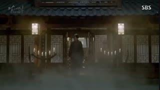 قسمت دوم سریال کره ای عاشقان ماه Moon Lovers + زیرنویس فارسی چسپیده