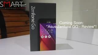 جعبه گشایی گوشی Asus Zenfone Go