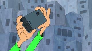 انیمیشن «کمک» ساخته مهناز یزدانی