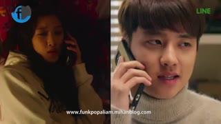 دی او (کیونگسو) مزاحم تلفنی .. .