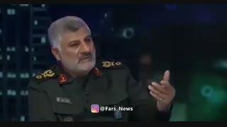 ''سردار عبداللهی ،فرمانده قرارگاه سازندگی خاتم الانبیا سپاه-از آقای روحانی شدیداً گله دارم