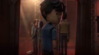 انیمیشن زیبای cogs (برای تغییر دنیا، اول خودت را تغییر بده)