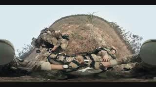 ویدیو 360 درجه از داخل هلیکوپتر ارتش آمریکا