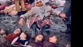 آهنگ غمگین عربی زیبا - یا الله راحوا حبابی