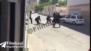 زورگیری مسلحانه با سلاح ژ۳ در #اهواز از دو دختر جوان