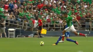 خلاصه بازی مکزیک 3-1 السالوادور