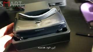 جعبه گشایی Samsung Gear VR with Controller با زیرنویس فارسی اسمارت مال