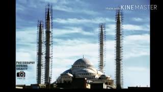 چالش elman...مسجد مکی زاهدان