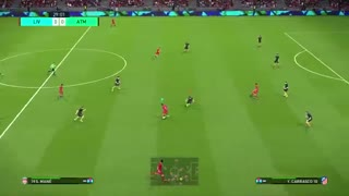 PES 2018 - PS4 Pro Gameplay - We play a really exciting 0-0 draw