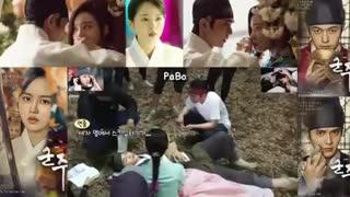 (پشت صحنه سریال جدید ال اوپا ،پادشاه صاحب ماسک) [FINAL BTS] Ruler Master Of The Mask - L Kim Myung soo…: