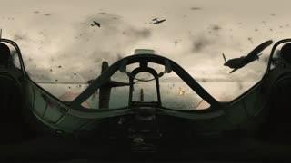 ویدیو 360 درجه : تجربه بازی هیجان انگیز Dunkirk