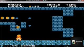 خاطره ای قدیمی:بازی Super Mario Bros