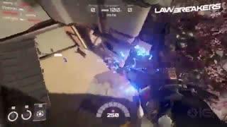 Lawbreakers - Gameplay