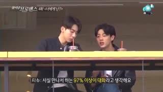 قسمت چهارم برنامه celeb bros با حضور nam joohyuk و jisoo